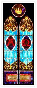 Window YUMC Crown